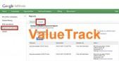 תכונות ValueTrack המאפשרות לפרסם כתובות אתרים ברמת מילות המפתח והמכשיר